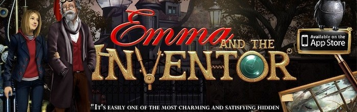 Emma and the Inventor. For Ipad