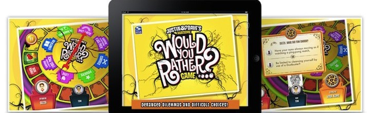 Would you Rather? Music for the game