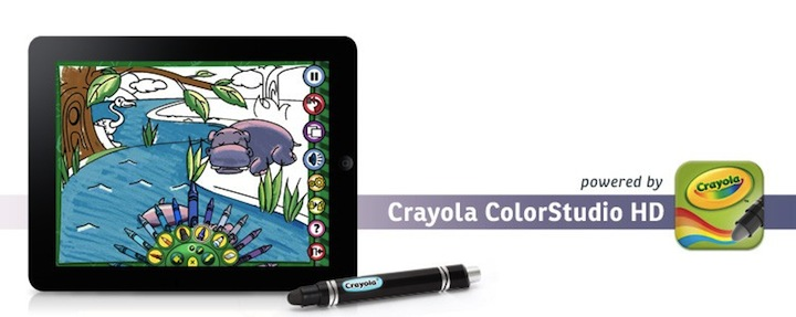 Crayola Colorstudio HD for Ipad