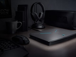 Alienware campaign fall 2014